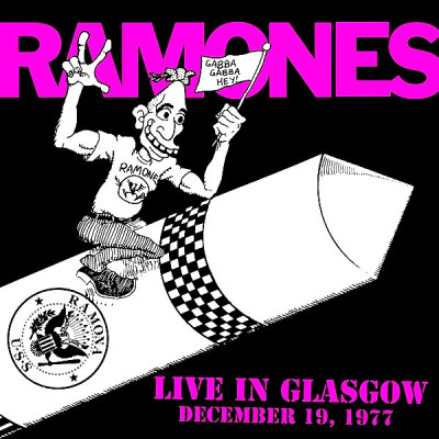 Ramones ‎– Live In Glasgow December 19, 1977 (Etched, Limited Edition, Numbered, 180 Gram)