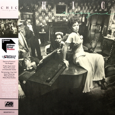 Chic ‎– Risque (Half Speed Mastering)