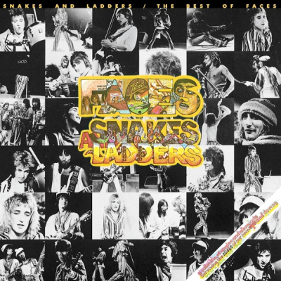 Faces ‎– Snakes And Ladders / The Best Of Faces