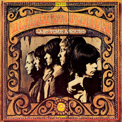 Buffalo Springfield ‎– Last Time Around