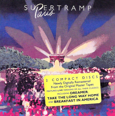 Supertramp ‎– Paris (2xCD)