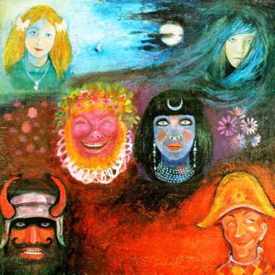 King Crimson ‎– In The Wake Of Poseidon (200-Gram, Textured Sleeve)