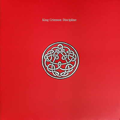 King Crimson ‎– Discipline (Remastered, 200 gr.)