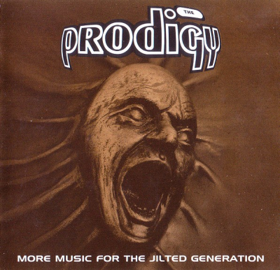 The Prodigy ‎– More Music For The Jilted Generation (2xCD)