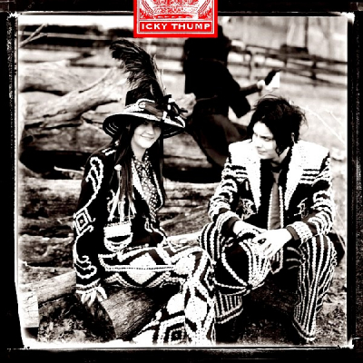 The White Stripes ‎– Icky Thump (2xLP)