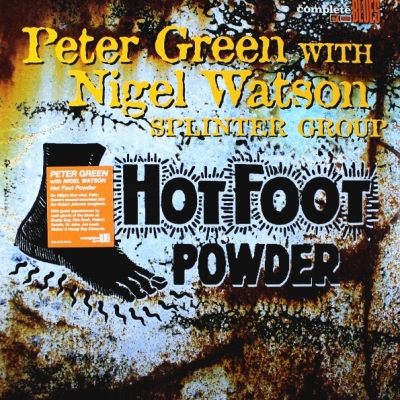 Peter Green Splinter Group ‎– Hotfoot Powder (2xLP)