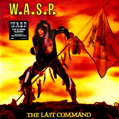 W.A.S.P. ‎– The Last Command (Yellow, 180g)