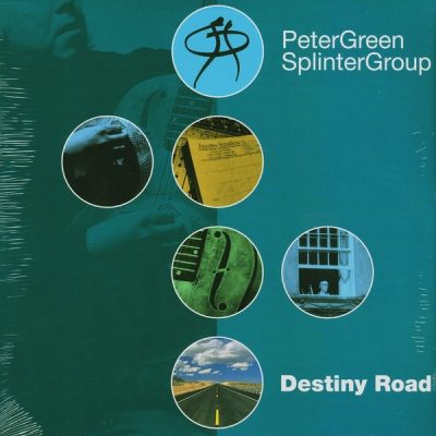 Peter Green Splinter Group ‎– Destiny Road (2xLP)
