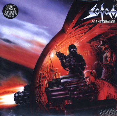 Sodom ‎– Code Red (Limited Edition, Blue Icy Marbled Vinyl)