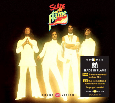 Slade ‎– Slade In Flame (CD+DVD, Limited Edition)