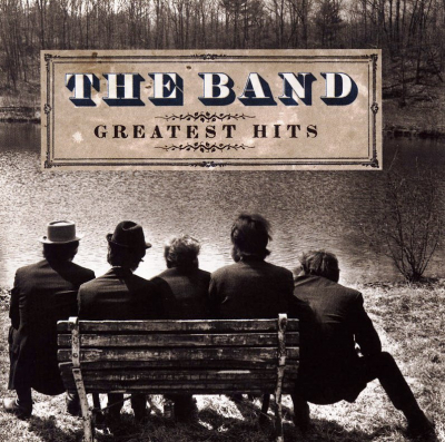 The Band ‎– Greatest Hits