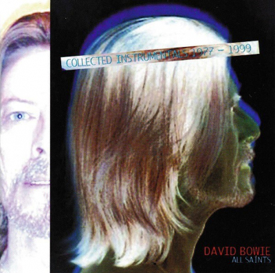David Bowie ‎– All Saints (Collected Instrumentals 1977-1999)