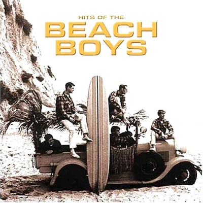 The Beach Boys ‎– Hits Of The Beach Boys
