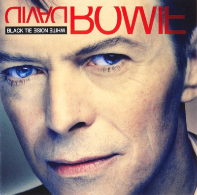 David Bowie ‎– Black Tie White Noise