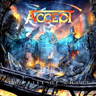 Accept ‎– The Rise Of Chaos (Limited Edition)