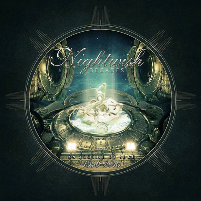 Nightwish ‎– Decades - An Archive Of Song 1996-2015 (2xCD)