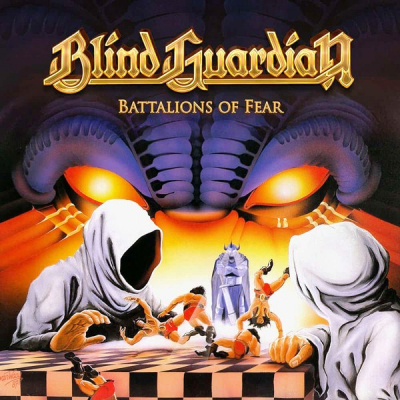 Blind Guardian ‎– Battalions Of Fear (2xCD, Deluxe Edition)