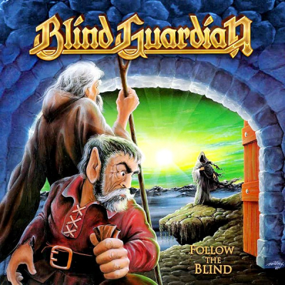 Blind Guardian ‎– Follow The Blind (2xCD, Deluxe Edition)