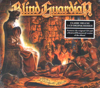 Blind Guardian ‎– Tales From The Twilight World (2xCD, Deluxe Edition)