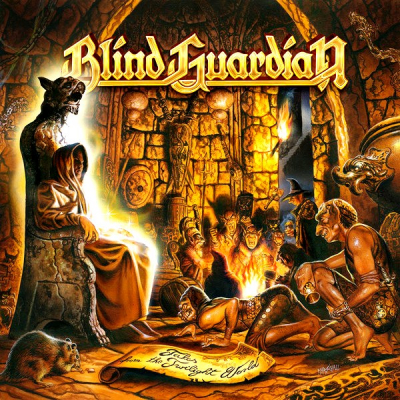 Blind Guardian ‎– Tales From The Twilight World