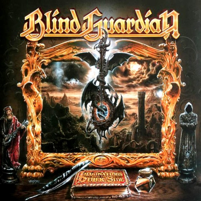 Blind Guardian ‎– Imaginations From The Other Side (2xLP)