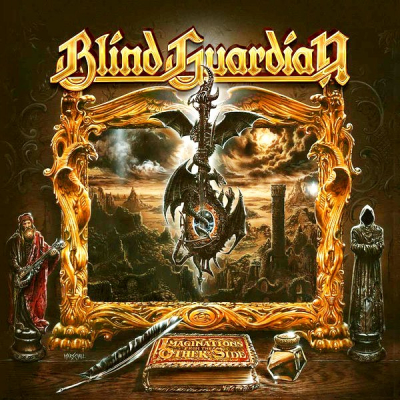 Blind Guardian ‎– Imaginations From The Other Side (2xLP, Limited Edition, Yellow)