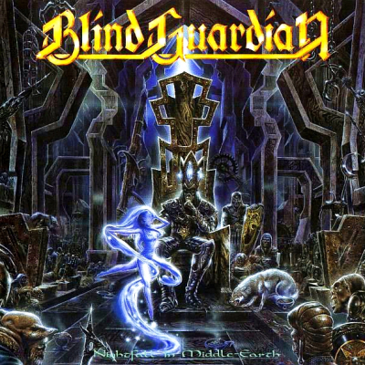 Blind Guardian ‎– Nightfall In Middle-Earth (2xLP)