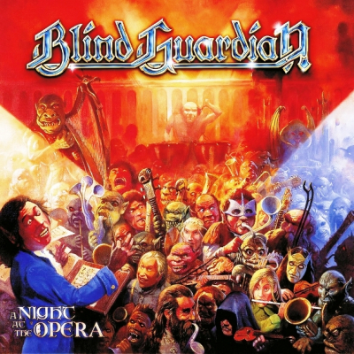Blind Guardian ‎– A Night At The Opera (2xLP)