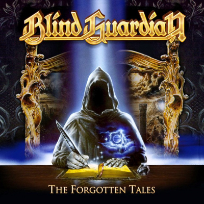 Blind Guardian ‎– The Forgotten Tales (2xLP, Limited Edition, Blue)
