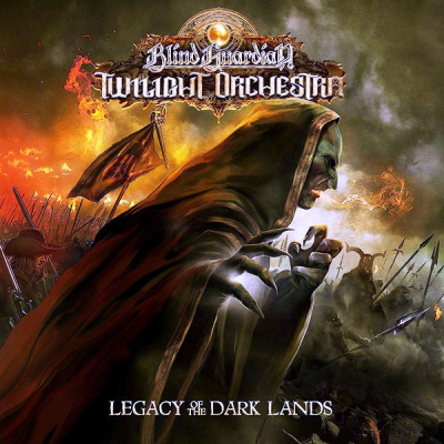 Blind Guardian Twilight Orchestra ‎– Legacy Of The Dark Lands (2xLP)