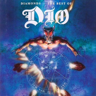 Dio ‎– Diamonds - The Best Of Dio