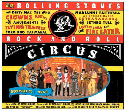 Сборник ‎– The Rolling Stones Rock And Roll Circus