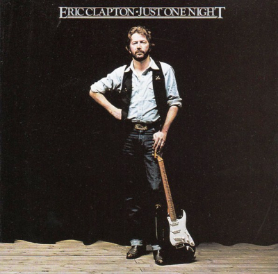 Eric Clapton ‎– Just One Night (2xCD)