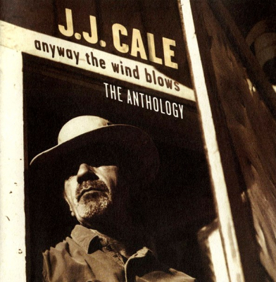 J.J. Cale ‎– Anyway The Wind Blows - The Anthology (2xCD)