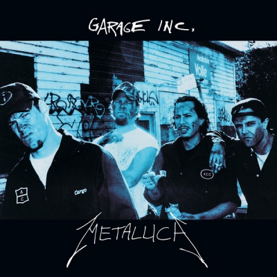 Metallica ‎– Garage Inc. (2xCD)