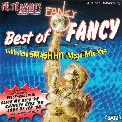 Fancy ‎– Best Of Fancy