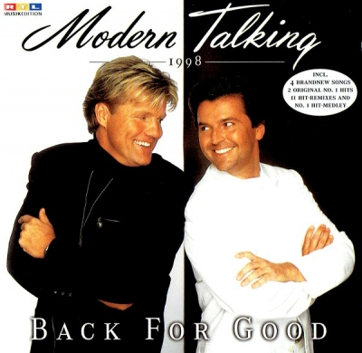 Modern Talking ‎– Back For Good - The 7th Album