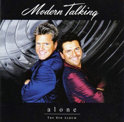 Modern Talking ‎– Alone - The 8th Album