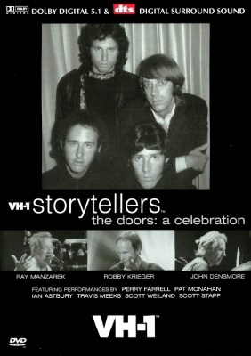 The Doors ‎– VH1 Storytellers - The Doors: A Celebration
