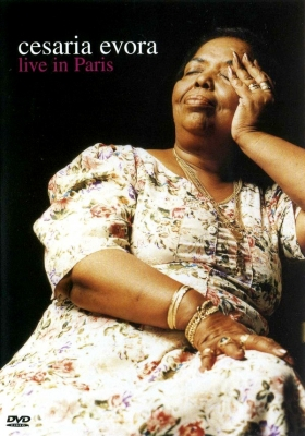 Cesaria Evora ‎– Live In Paris