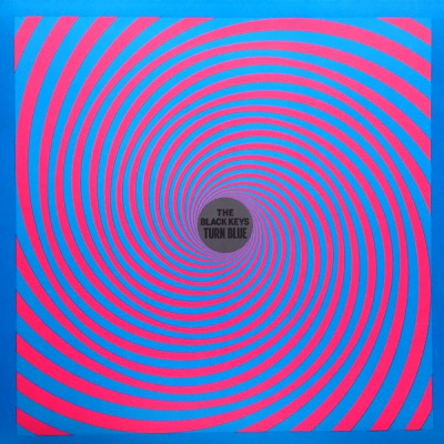 The Black Keys ‎– Turn Blue