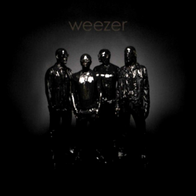Weezer ‎– Weezer (Limited Edition, Clear/Black Split)