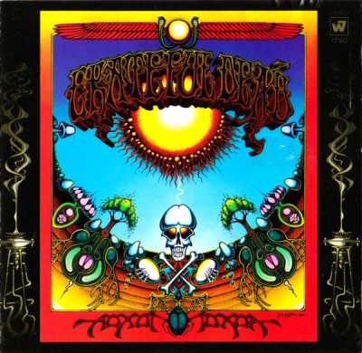 The Grateful Dead ‎– Aoxomoxoa