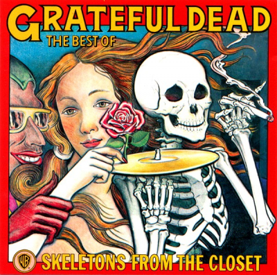 Grateful Dead – The Best Of: Skeletons From The Closet