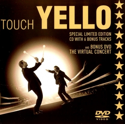 Yello ‎– Touch Yello (CD+DVD, Limited Edition)
