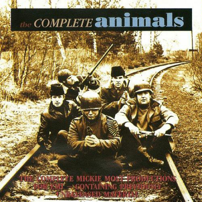 The Animals ‎– The Complete Animals (2xCD)