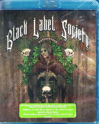 Black Label Society ‎– Unblackened