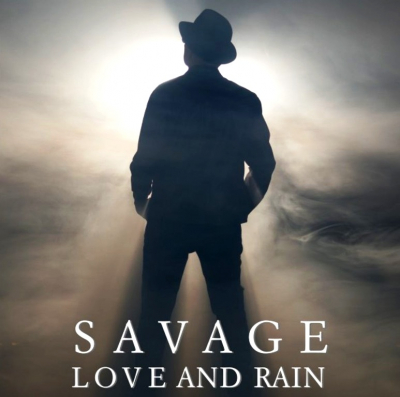 Savage ‎– Love And Rain (2xLP, Transparent Vinyl)