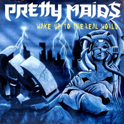 Pretty Maids ‎– Wake Up To The Real World