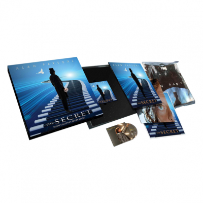 Alan Parsons ‎– The Secret (Box Set, Deluxe Edition, Collector's Edition)
